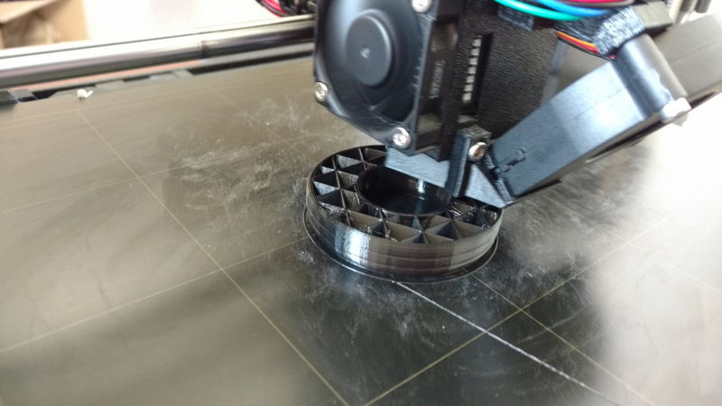My thoughts on the Prusa I3 MK3 3d printer kit - Page 5 - TR Forums